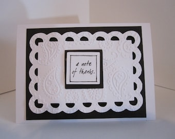 Thank You Cards-Formal