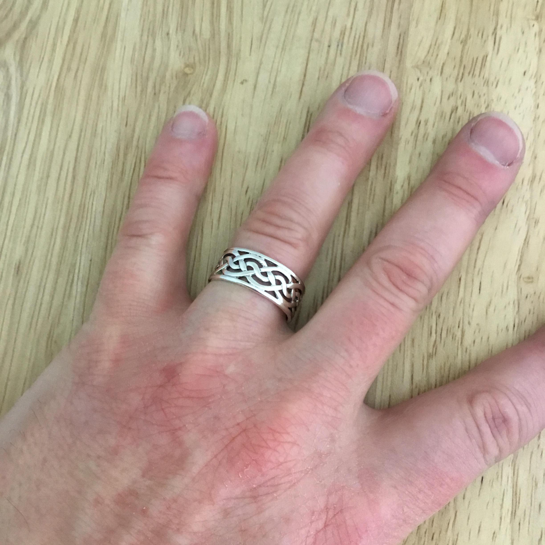 Celtic ringCeltic wedding ringIrish ringIrish wedding ring