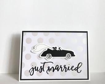 Wedding Handmade Card