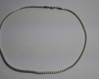 Additional: Silver Metal Chain
