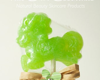 My Little Pony Soap Pop - Great Party Favor or Gift - Made To Order