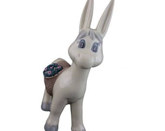 Casades Donkey Figurine from Spain