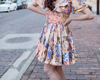 1960s party dress