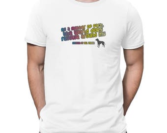 As A Matter Of Fact The World Does Revolve Around My American Pit Bull Terrier T-Shirt