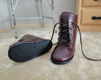 Pre Order: Imitation leatherboots for MSD