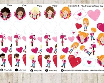 Valentine Stickers