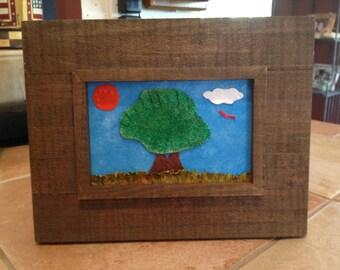 Tin Tree Series No. 1