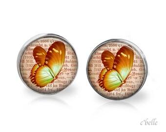 Earrings Butterfly 10