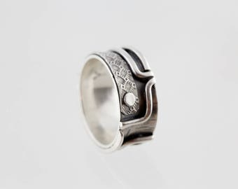"Ring - ""Mechanic No.3"""