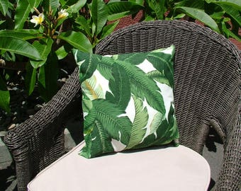 Outdoor Cushion (INNER INCLUDED) – Palm Leaves