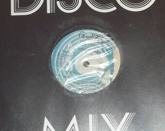 """Derrick Harriott Reggae Disco Mix Vol. 31 Sealed Vinyl Reggae 12"""" Record"""