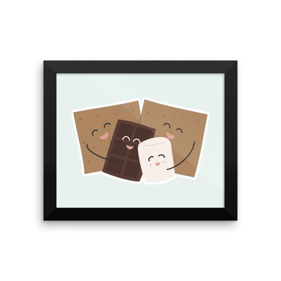 Group Hug Framed Poster