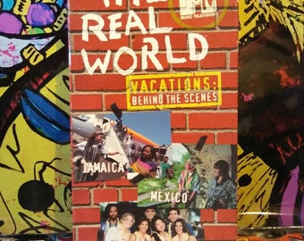 MTV The Real World - Vacations : Behind the Scenes VHS