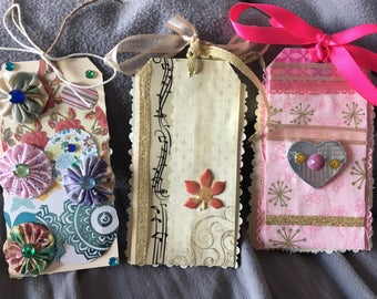 All Occasions Gift Tags: set of 3 for 5 bucks!