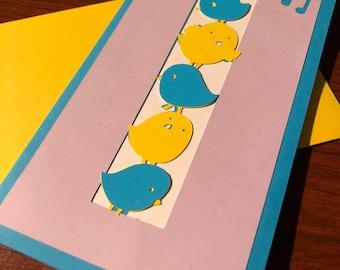 Songbirds Card