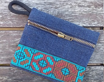 Coin wallet, coin purse, stash pouch, credit card  holder