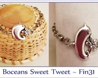 Boceans Sweet Tweet Bracelet ~ FIN31