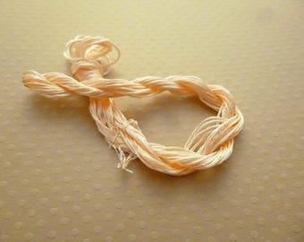 Echevette leading embroidery salmon silk/rayon - thread FBSR 1221