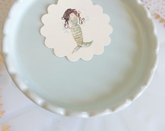 Mermaid Sticker -large