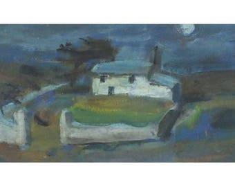 Biddy Picard, Original Painting, Cornish Artist