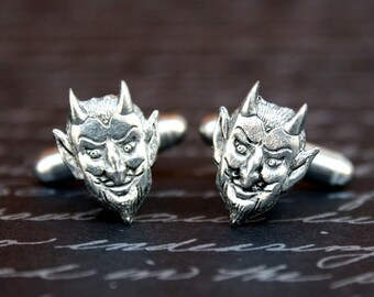 Cufflinks - Little Devil