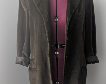 Dark brown Vintage Lord & Taylor blazer