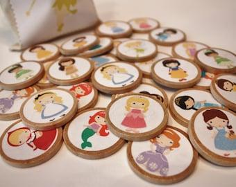 Fairy Tale Memory Match Jumbo Set- Personalized