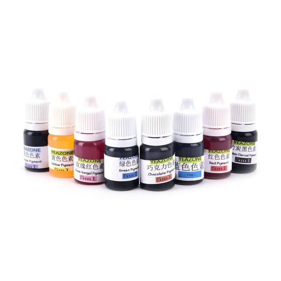 Liquid Soap Dye - Candle Colorants - Soap Colorants Liquid - Soap ...