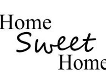 Home Swee Home 1