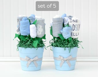 Baby Shower For A Boy Pictures ~ Boy baby shower ideas baby boy shower centerpieces unique