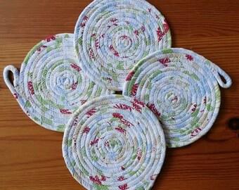 Trivets, Coasters, set of four