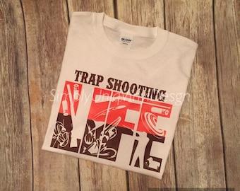 Trap Shooting, Skeet, Youth Trap Shooting Life Shirt, Sporting Clays, 4H