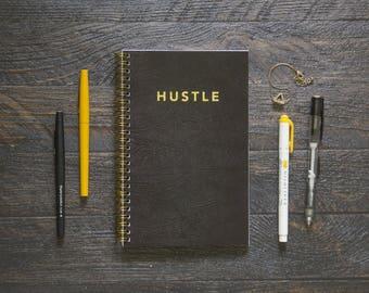 Medium Workout Log (170 Pages)   12 Months   No Meal Planner/Log Pages   Hustle Agenda