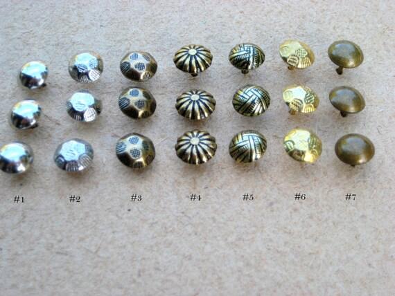 Upholstery Tacks For Pin And Bulletin Boards Decorative Tacks