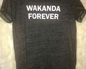 """Brand New """"WAKANDA FOREVER"""" T-shirt"""