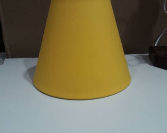 Charming Yellow / Gold Lamp Shade Awesome Ideas