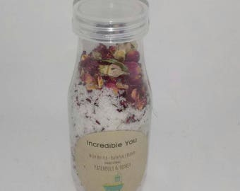 Bath Salt Rose Blend