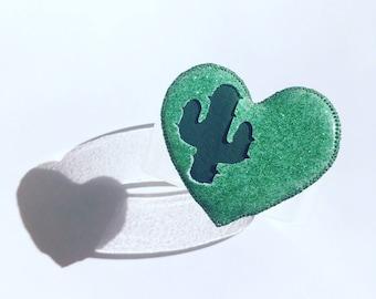 Cactus Love Cuff