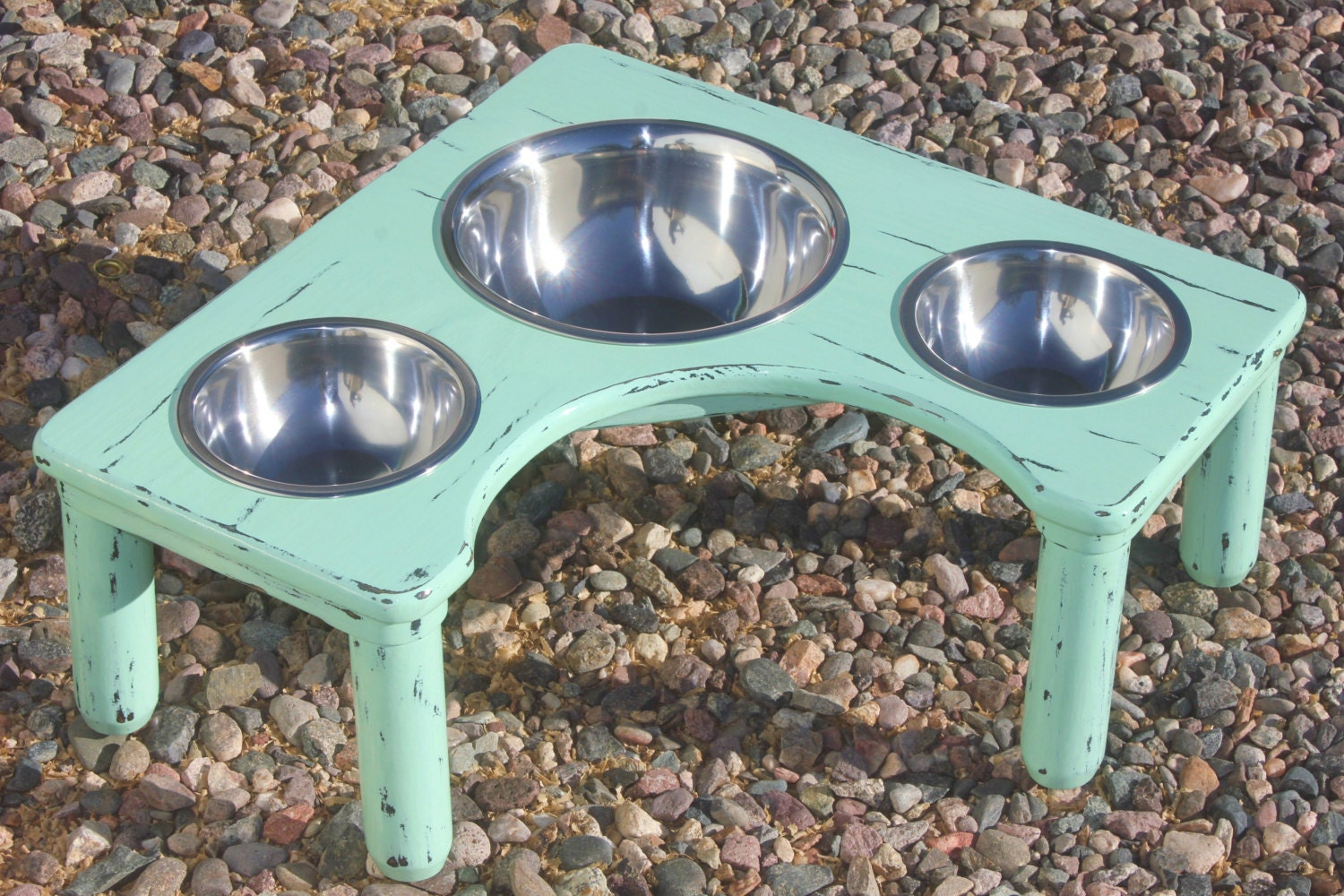 iron dog products my rustic raised feeder bowl oh tripoli triple supply small metal