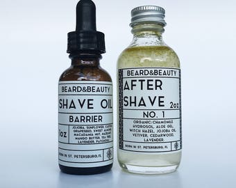 Barrier Shave Kit