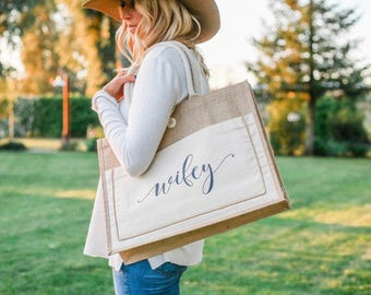 wifey tote bag. Bride gift. wifey beach bag. Honeymoon beach bag. Bridal shower gift. Bachelorette party tote bags. Bachelorette beach bag