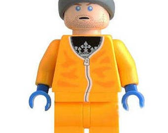 Breaking Bad Lego:Jesse Pinkman ready to cook