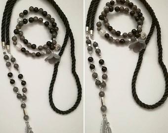 Three type accessories set