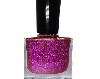 FETCHING - Magenta Glitter Nail Polish