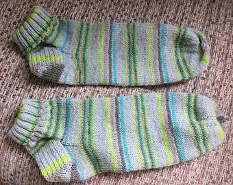 Mr Purple Socks Pattern