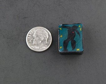 Icarus by Greg Chase Murrine Boro Cane 6 grams - 131 D