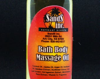 Bath Body Massage Oil