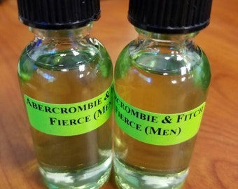 1 inspired by *Fierce [Abercrombie & Fitch] Body Oil