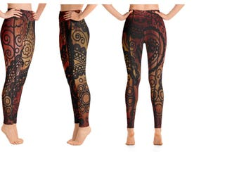 Yoga Leggings, Women, Sport, Fitness, Beauty, AdoreDesignBoutique