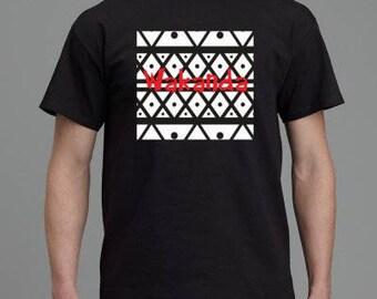 Wakanda Red Tshirt